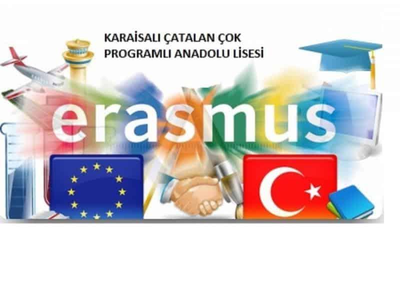 Erasmus 2018 Yuz Boyama Teknikleri Staji Karaisali Catalan